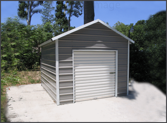 Storage Shed Ramps >> Metal Storage Sheds | J.C.s Metal buildings | J.C.s Metal buildings